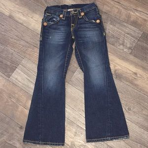 True religion girls jeans